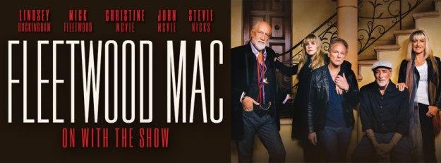 Fleetwood mac reunion show tour