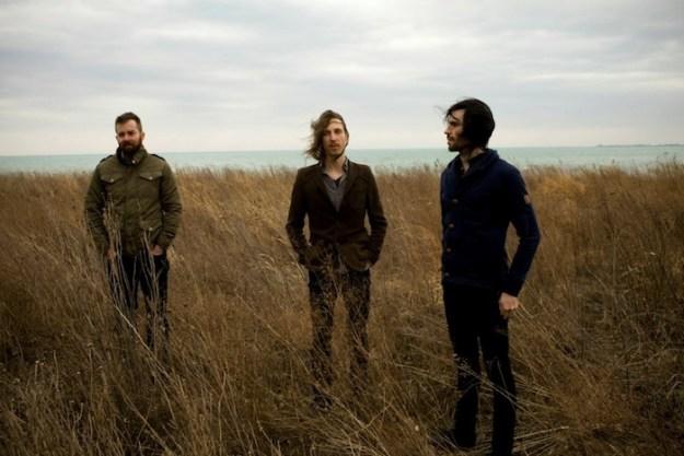 Russian Circles band photo