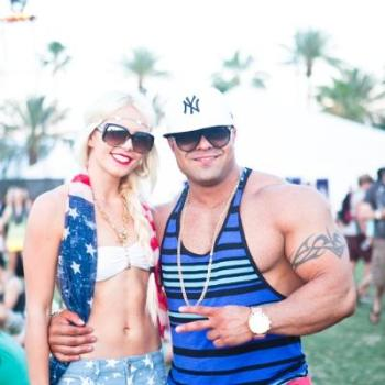 coachella party photos