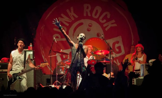 The Adicts Punk Rock Bowling Photos