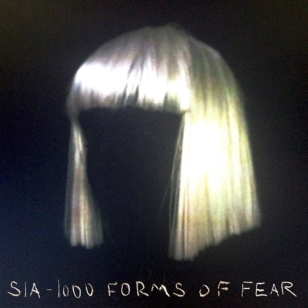 sia 1000 forms of feat album cover