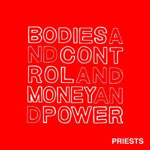 Priests EP Album Cover