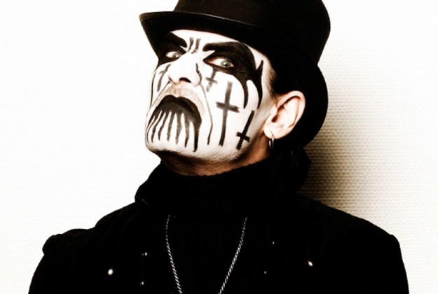 King Diamond halloween photos