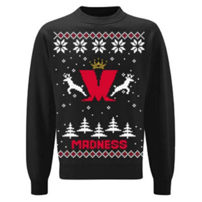 Madness Christmas Jumper