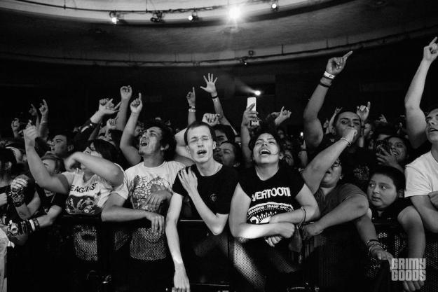 Rise Against -- Photo by Ceethreedom