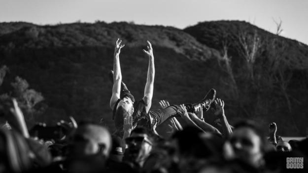 It's Not Dead Fest -- Photo by Wes Marsala