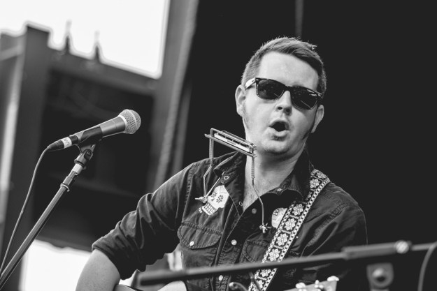 John Fullbright at SXSW shot by Maggie Boyd