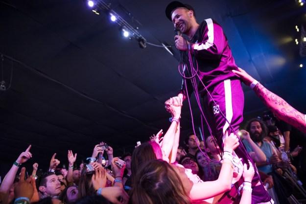 Unknown Mortal Orchestra at Coachella 2016 photos
