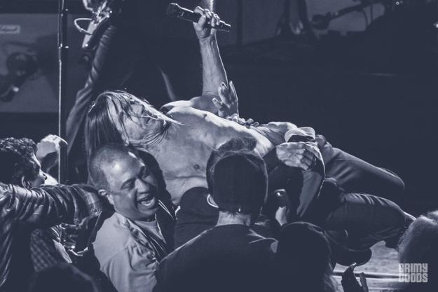 iggy pop post pop depression crowd surf