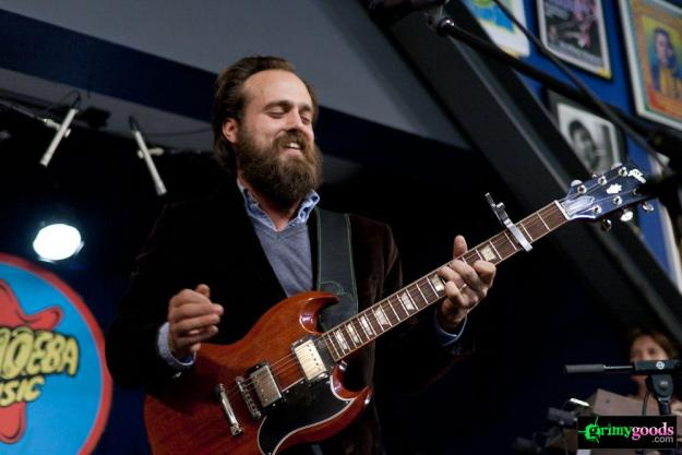 Sam Beam (of Iron & Wine)