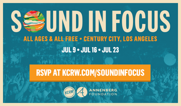 sound and focus summer concerts free