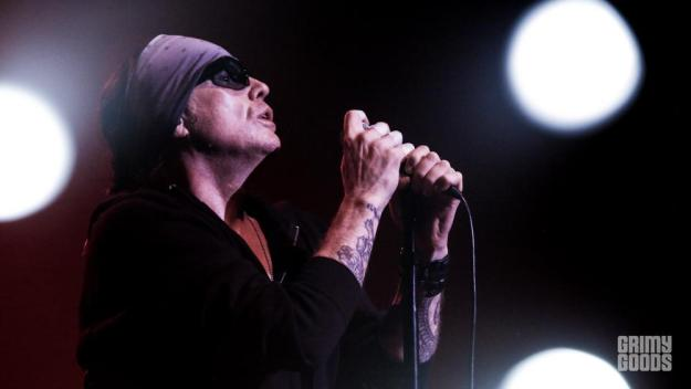 The Cult, The Grove of Anaheim, photo by Wes Marsala