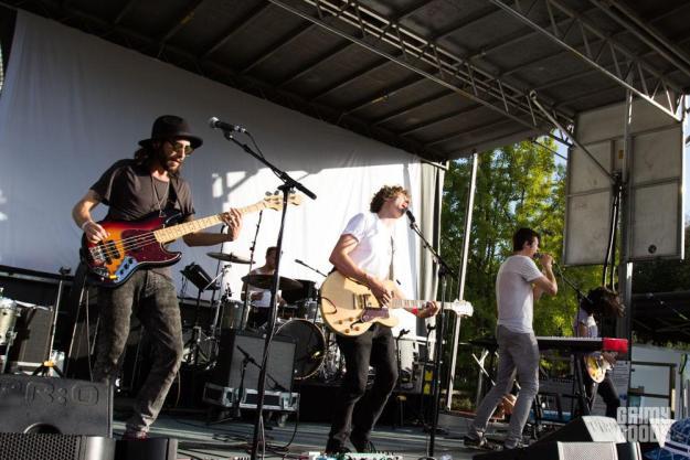 Sunstock Festival Trapdoor Social
