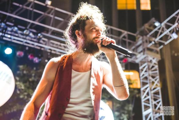 Edward Sharpe and the Magnetic Zeros at Annenberg Space