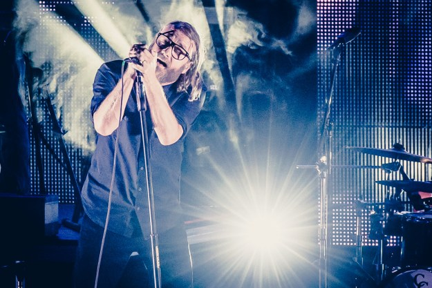 The National at Greek Theatre