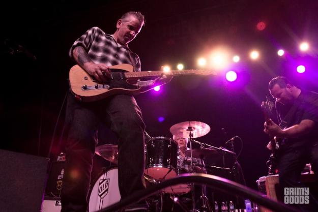Johnny Two Bags at Fonda Theatre