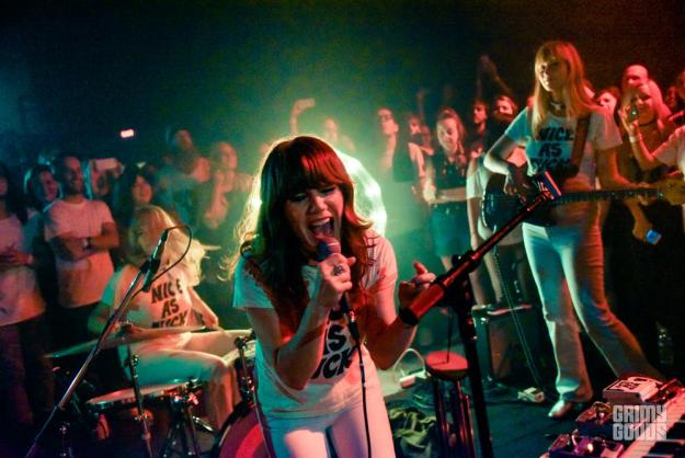 Nice As Fuck (naf) jenny lewis glass house