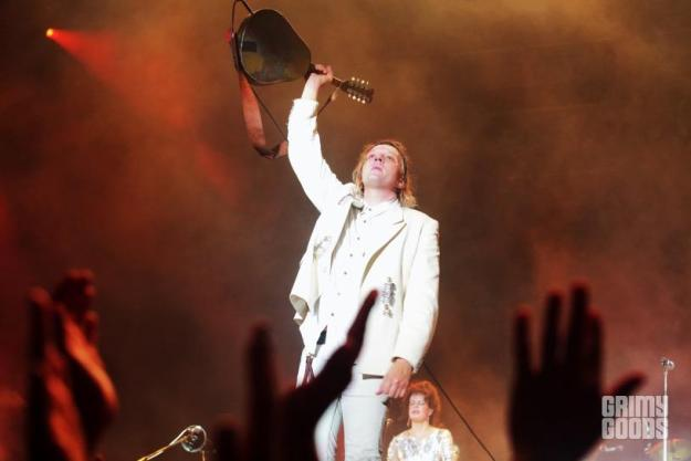Arcade Fire at Panorama Festival 2016