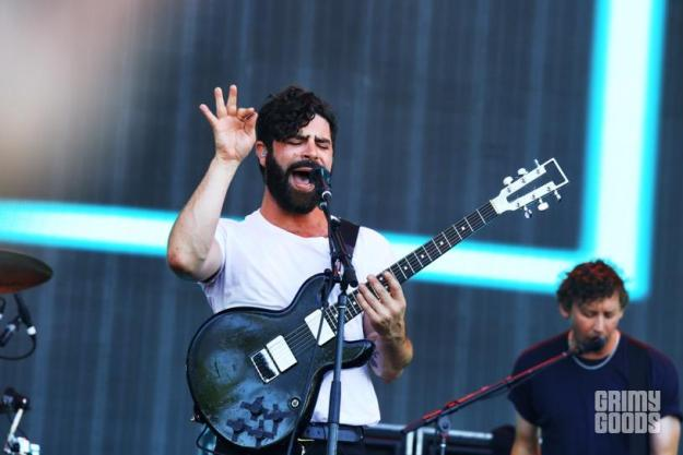 Foals at Panorama Festival