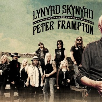 Lynyrd Skynyrd and Peter Frampton photo
