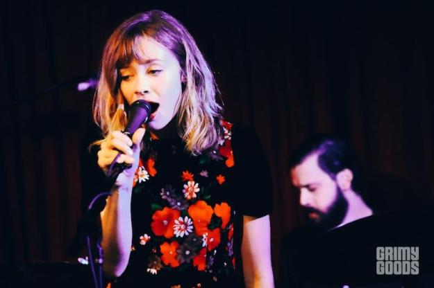 Alexandra Savior at Hote Cafe
