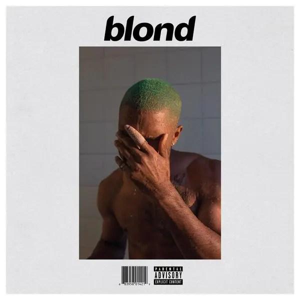 Frank Ocean blonde