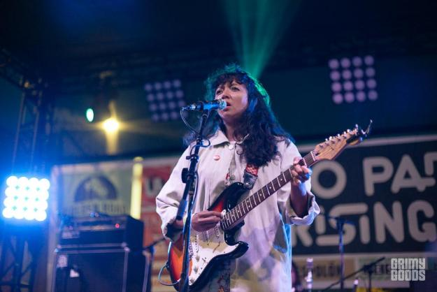 La Luz at Echo Park Rising 2016