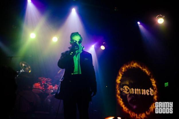The Damned photo