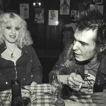 Sid and Nancy photo