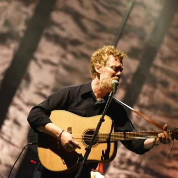 Glen Hansard at the Wiltern