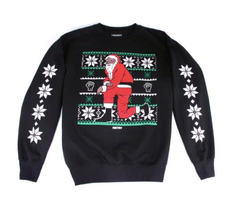 NAs ugly christmas sweater