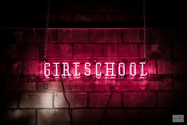 GIRLSCHOOL 2017