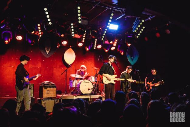 Slow Hollows at Teragram Ballroom -- Photo: Will Tee Yang