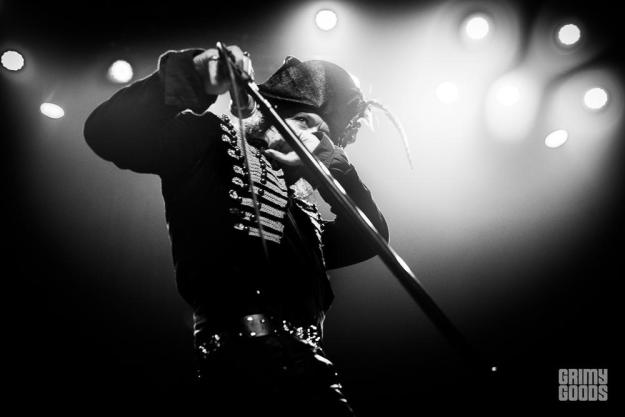 Adam Ant at Fonda Theatre -- Photo: ZB Images