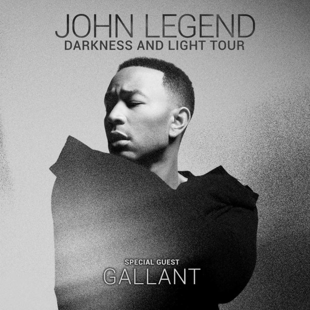 John Legend Greek Theatre LA