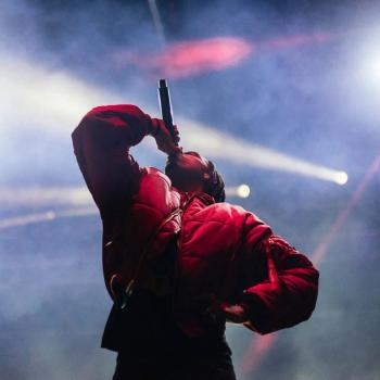 Vic Mensa at Air & Style 2017 -- Photo: Brandon Espeleta