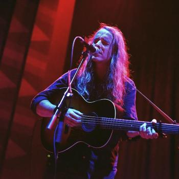 Andy Shauf at the Regent shot by Danielle Gornbein