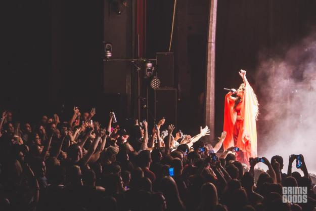 Lorde at Greek Theatre -- Photo by Will Tee Yang