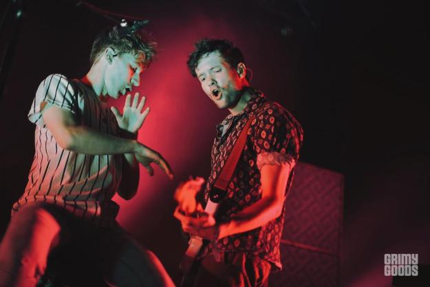Glass Animals at the Fox Theater by Steven Ward