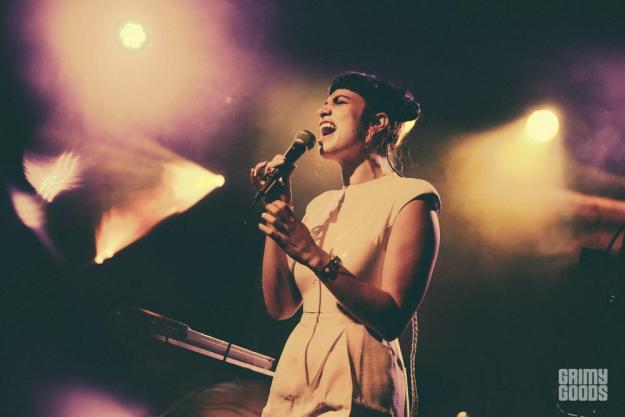 Alina Bea at The Echo -- Photo: Andrew Gomez