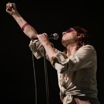 Foxygen at Fonda Theatre -- Photo: Kim Zesbe