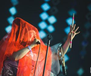 FYF Fest 2017 Little Dragon by Andrew Gomez