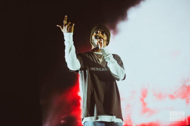 FYF Fest 2017 6lack by Andrew Gomez