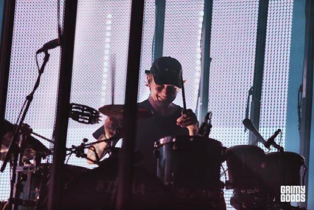 Alt-J at the Shrine Auditorium by Steven Ward