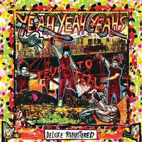 Yeah Yeah Yeahs reissue