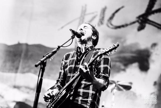 Silversun Pickups at the Theatre at Ace shot by Danielle Gornbein
