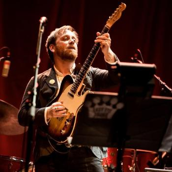 Dan Auerbach and the Easy Sound Revue at the Wiltern shot by Danielle Gornbein