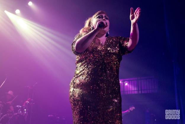 Beth Ditto at Fonda Theatre -- Photo: David Fisch