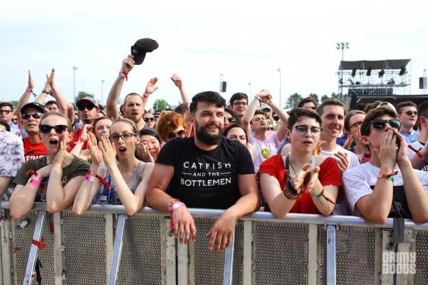 Boston Calling crowd shot