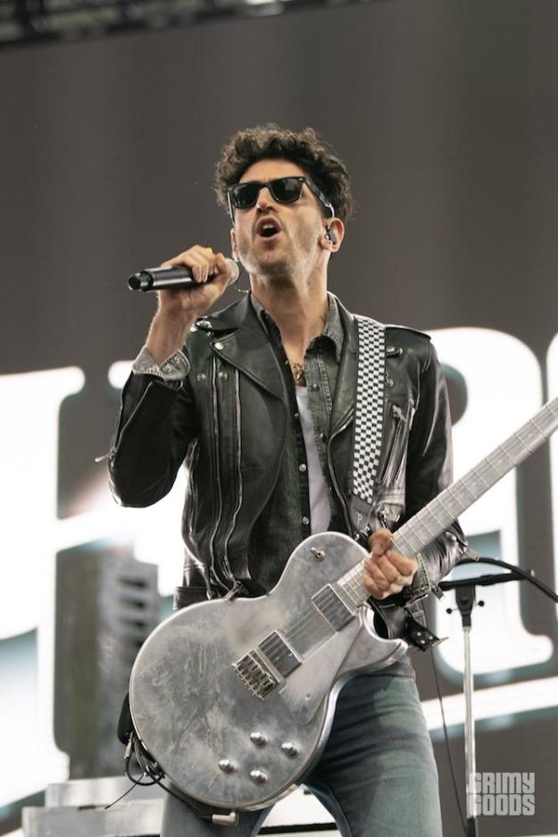 Chromeo at Outside Lands day three by Steven Ward